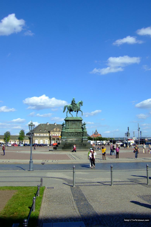 드레스덴 광장