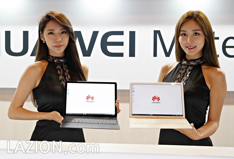 화웨이, 스마트폰 아닌 2-in-1 PC 메이트북으로 한국 시장에 도전하다