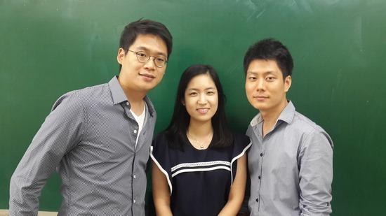 강승호·정재연·박현우 씨(왼쪽부터).