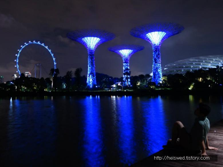 싱가폴 배낭여행 100만원 일주일