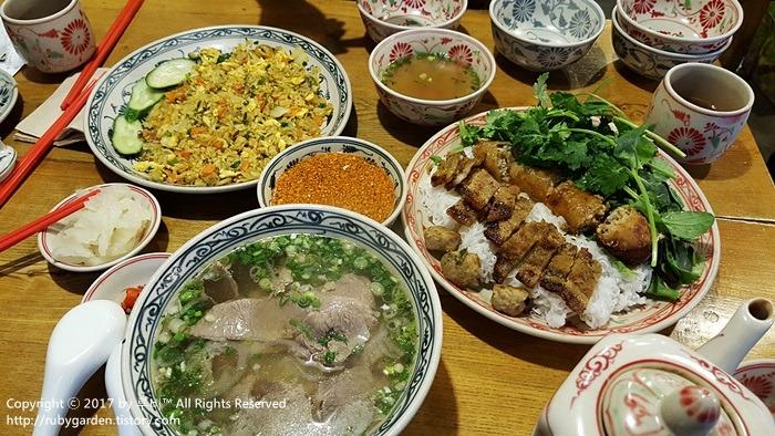 서울 종로 / 종각맛집 / '에머이(에모이)' 종로점에서 맛본 베트남 쌀국수와 분짜