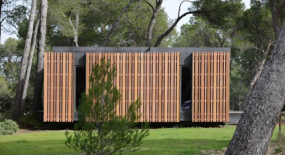 multipod studio pop up house. Black Bedroom Furniture Sets. Home Design Ideas