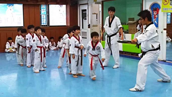 태권도 taekwondo