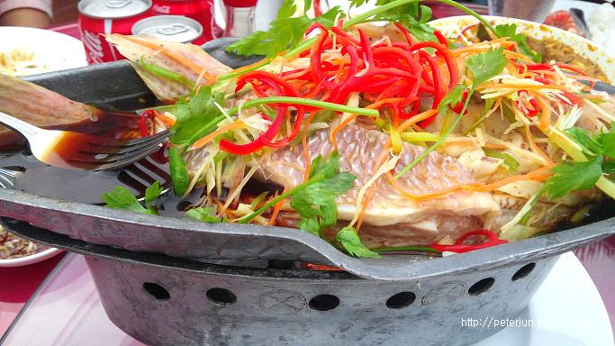 메콩강 물고기
