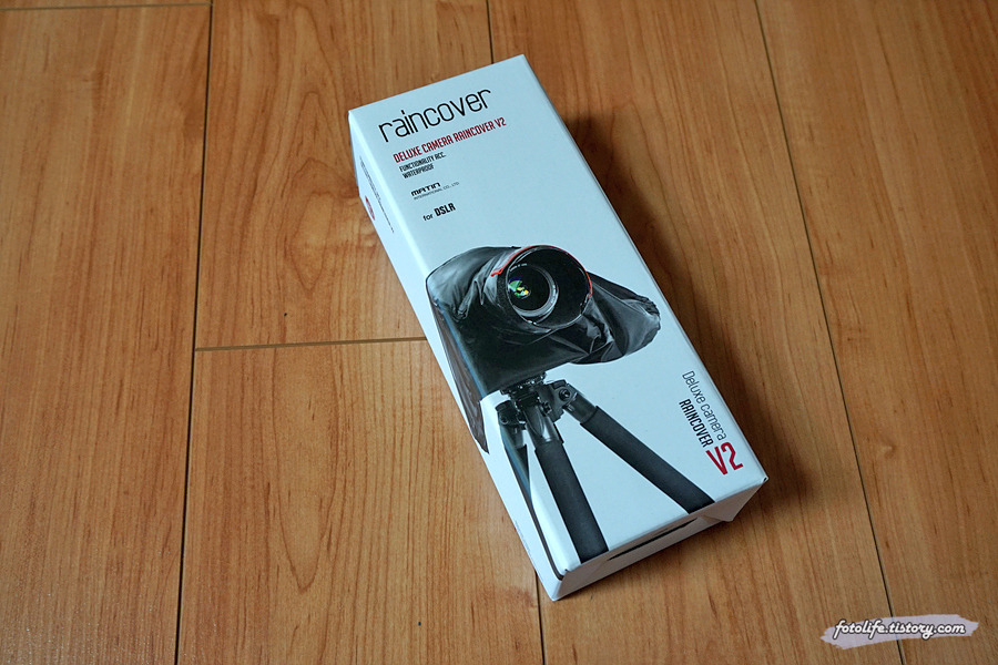 MATIN 매틴 디럭스 카메라 레인커버 V2