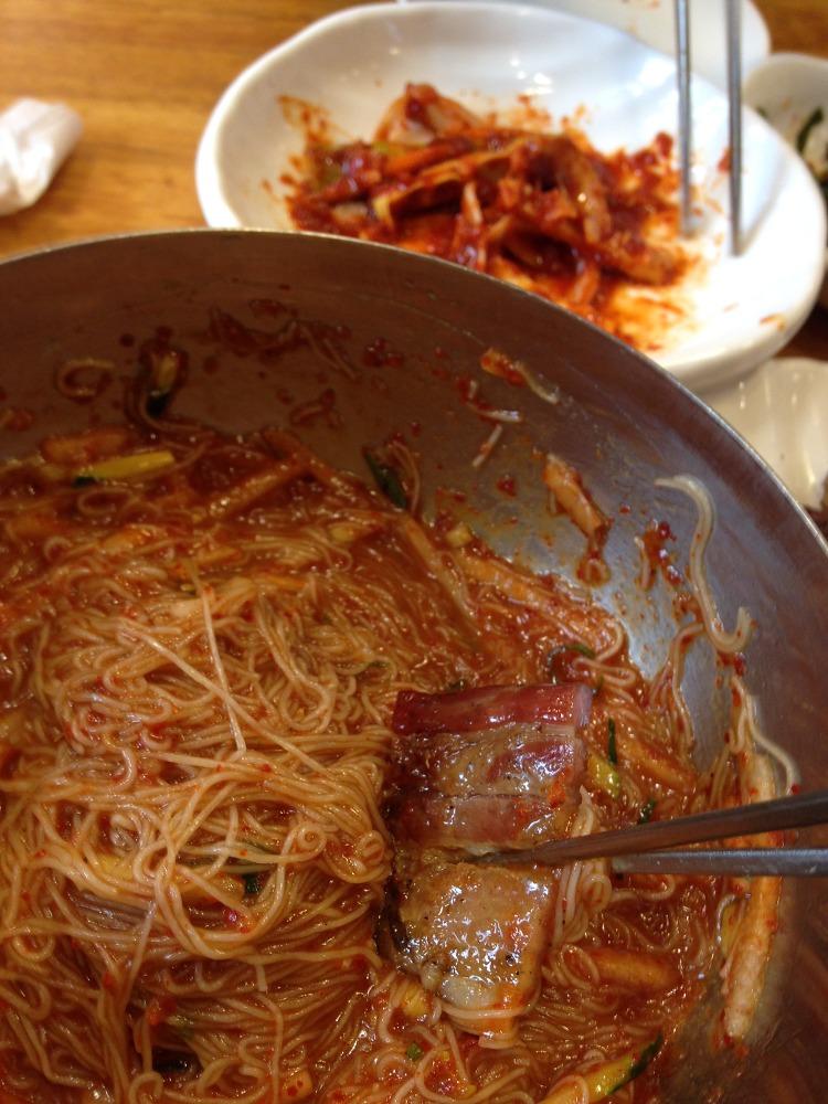 담양 돼지갈비 승일식당
