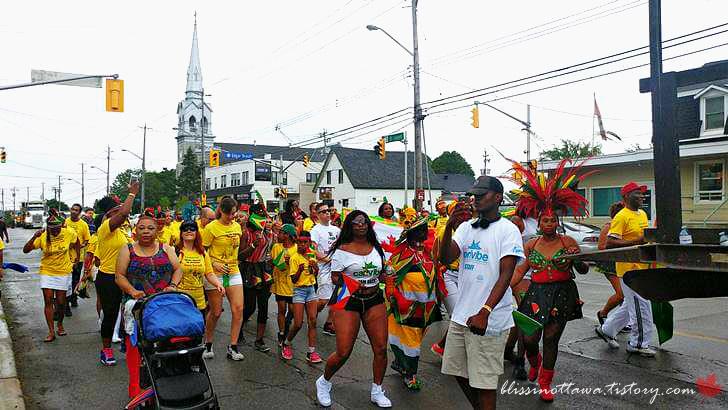 카리브 해 캐나다 이민자입니다