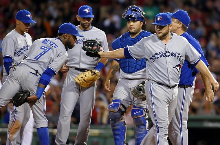 10위 토론토 블루제이스 Toronto Blue Jays: $125,915,800