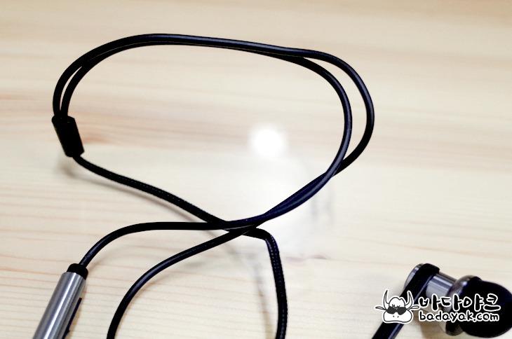 샤오미 하이브리드 인이어 이어폰 사용 후기