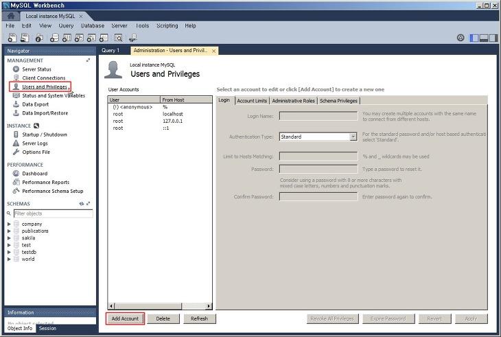 MySQL Workbench 사용법, MySQL 스키마 만들기, MySQL 데이터베이스 생성, MySQL 사용자 계정 생성, MySQL 권한 부여, MySQL Workbench 사용자 생성, MySQL Workbench 권한 관리, MySQL Workbench, MySQL
