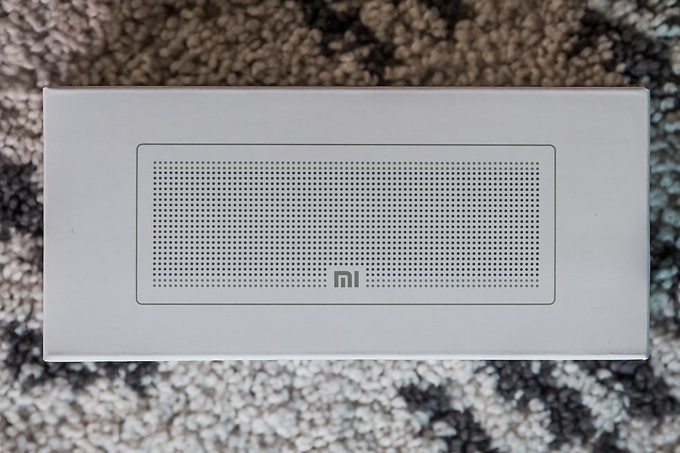 샤오미 큐브박스 블루투스 스피커 (Xiaomi Square box Cube Speaker Bluetooth) 가성비 갑, 대륙의 실수라는 수식어가 붙는 스피커