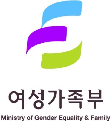여성가족부(mogef) emblem