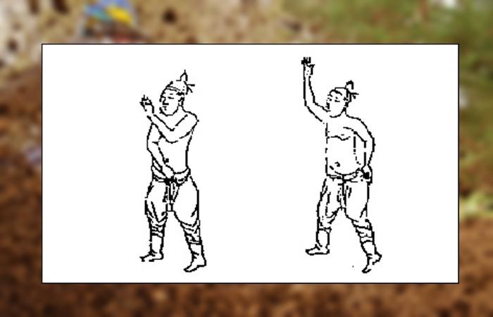 사진: 수박의 모습. 현재는 정확한 원형을 알 수 없으나, 발기술을 주로 사용하는 택견과 달리 손기술을 주로 사용하는 무술로 알려져 있다. [소금장수 이의민, 장군이 되다]