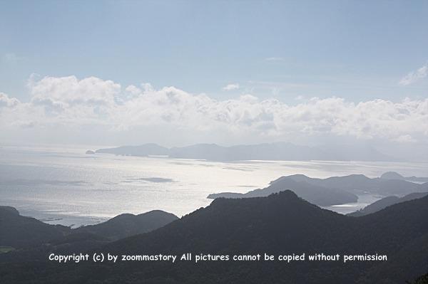 미륵산, 정상, 한려수도, 케이블카