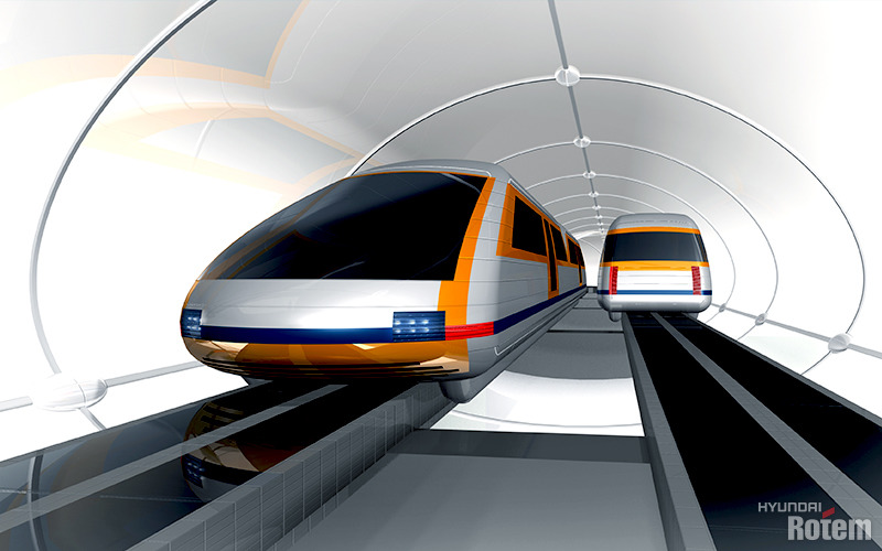 ICT를 장착한 똑똑하고 착한 미래형 열차가 온다! SMART TRAIN