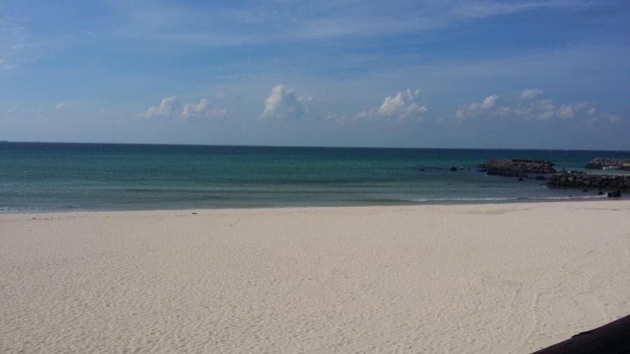 작년 어느날 가 보았던 바다... 다시 가고 싶습니다.