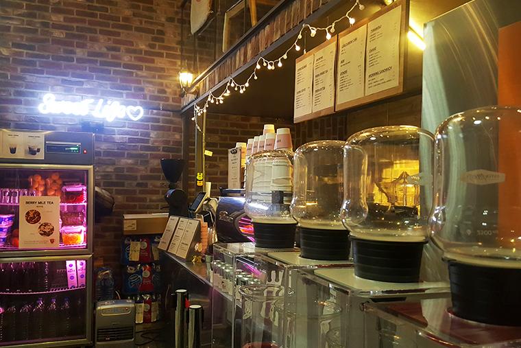 여의도가볼만한곳 여의도카페 여의도커피 커피기업 위치