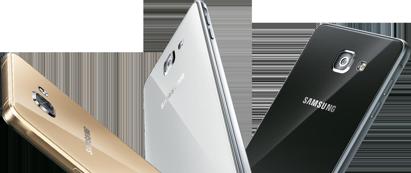 Inside Your Galaxy A3, A5, A7 & A9 2016 : 내가 보급형으로 보이니?