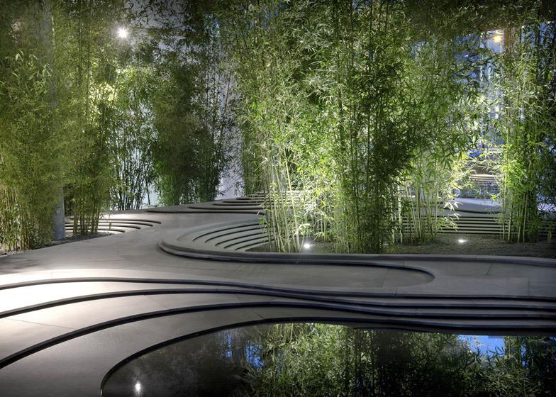 Kengo kuma urban stories for Garden designer milano