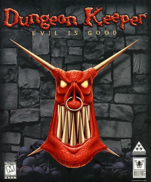 던전키퍼 Dungeon Keeper 1997