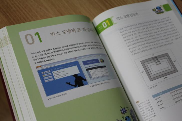HTML 박스모델