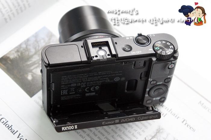 소니 rx-100 mk2, 작고 화질좋은 카메라,
