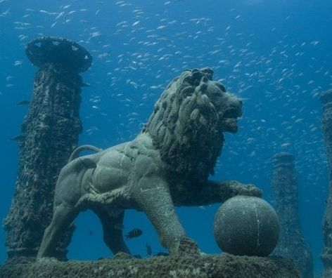 Cleopatra's Lost Underwater Palac