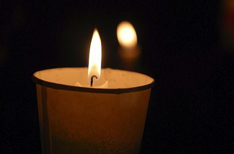 촛불_양초