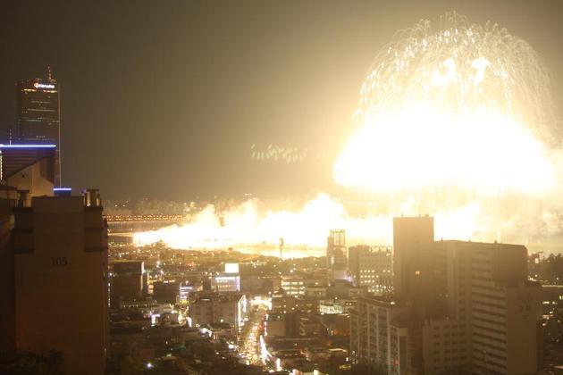 2014년 서울 세계불꽃축제