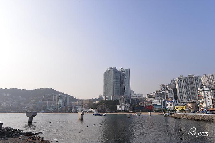 부산 송도 해수욕장