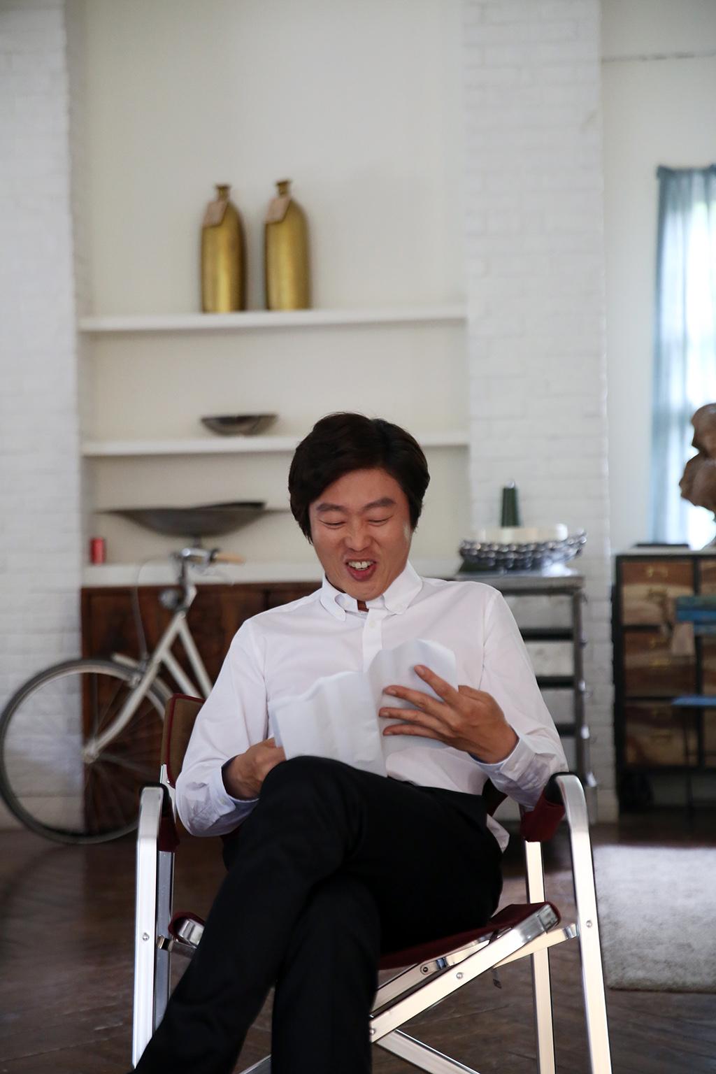 김희원 광고