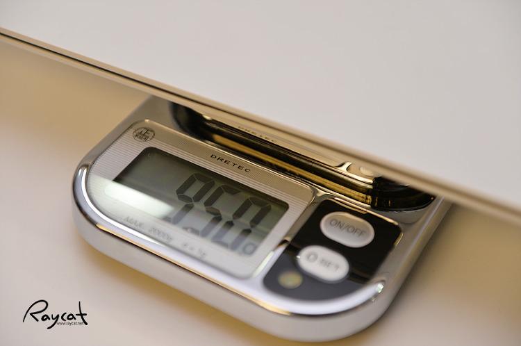 LG 그램15 무게측정