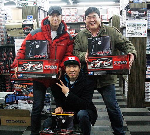 개콘 개그맨 김준현의 '방지턱Team', 무선RC로 TAMIYA아시아컵에 도전