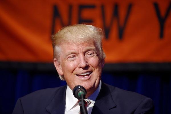 도널드 트럼프 Donald John Trump