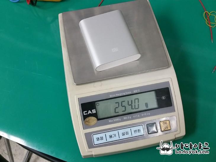 샤오미 10400mAh 대용량 보조 배터리