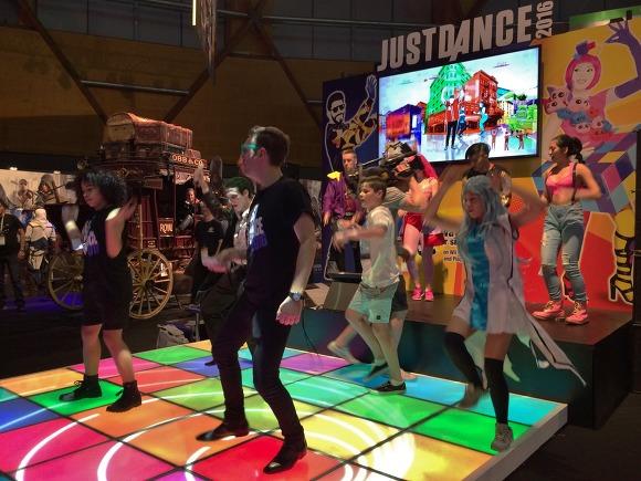 저스트 댄스 16 (wikipedia.org)