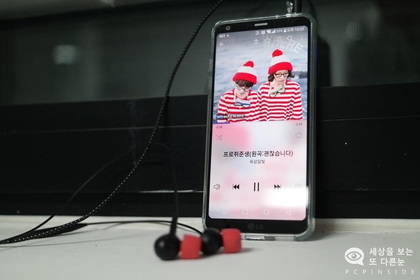 LG G6 음질? 말해 뭐해! 더 진화한 Hi-Fi 쿼드DAC