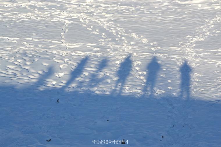 중국 최북단에서 보내는 춘절 중국 최북단에서 보내는 춘절 (흑룡강성 3-2호)