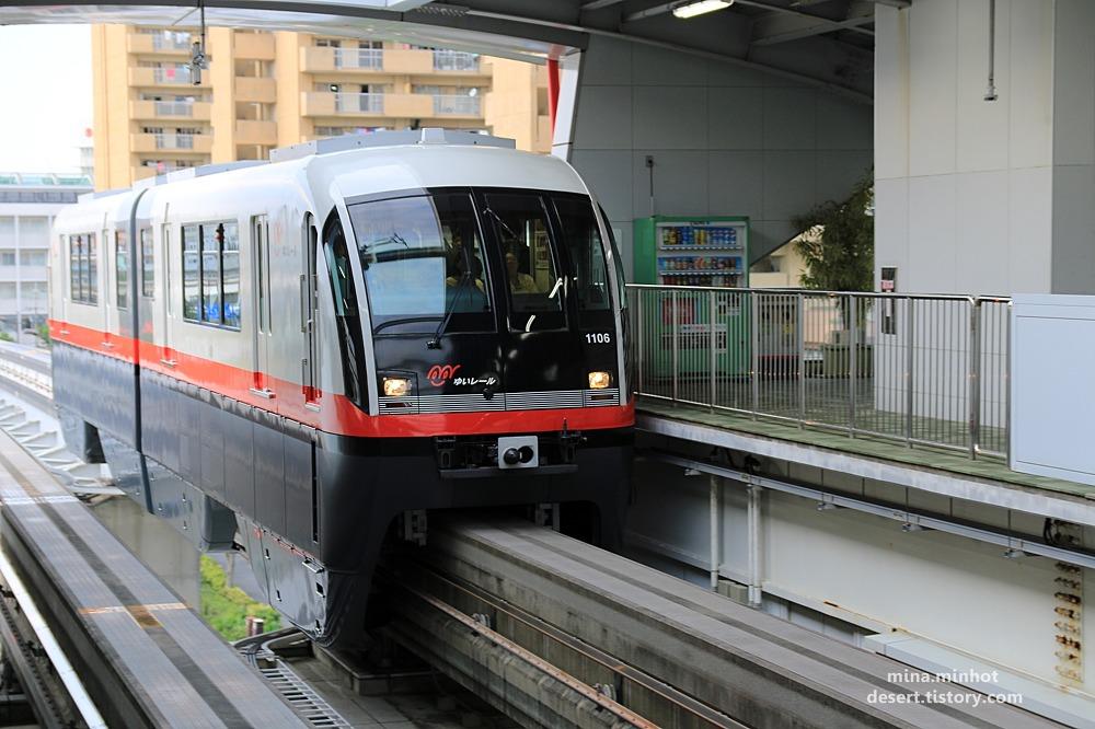오키나와 여행 _ 유이레일(ゆいレール) 오키나와 모노레일/ 유이레일 노선/ 오키나와 대중교통/ Yui-Rail