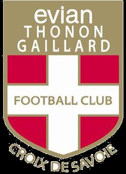 Evian Thonon Gaillard FC emblem(crest)