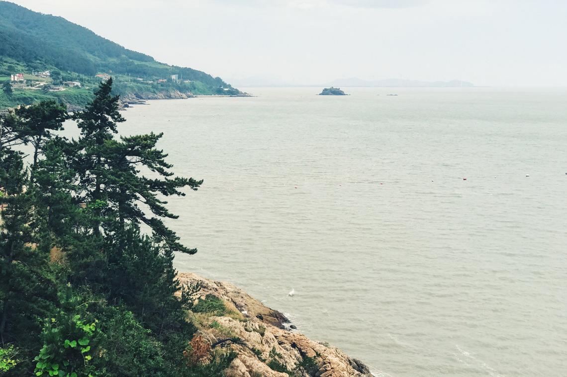 영광 백수해안도로