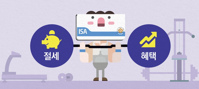 개인종합자산관리계좌(ISA)