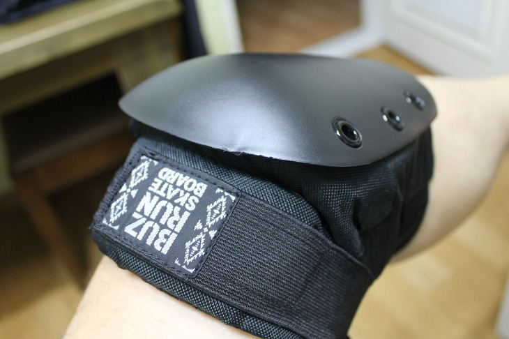 버즈런 스케이트보드 보호대 무릎보호대 팔꿈치보호대 손목보호대 인라인보호대 BUZRUN