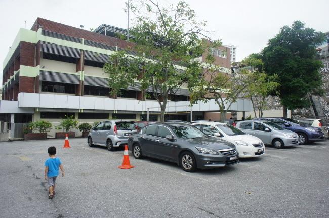 해외생활, 일본이 부러울 때 - 쿠알라룸푸르 일본인회관