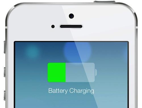 아이폰 iOS7 배터리 절약 방법
