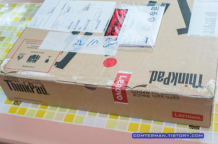 레노버 씽크패드 P50 배송