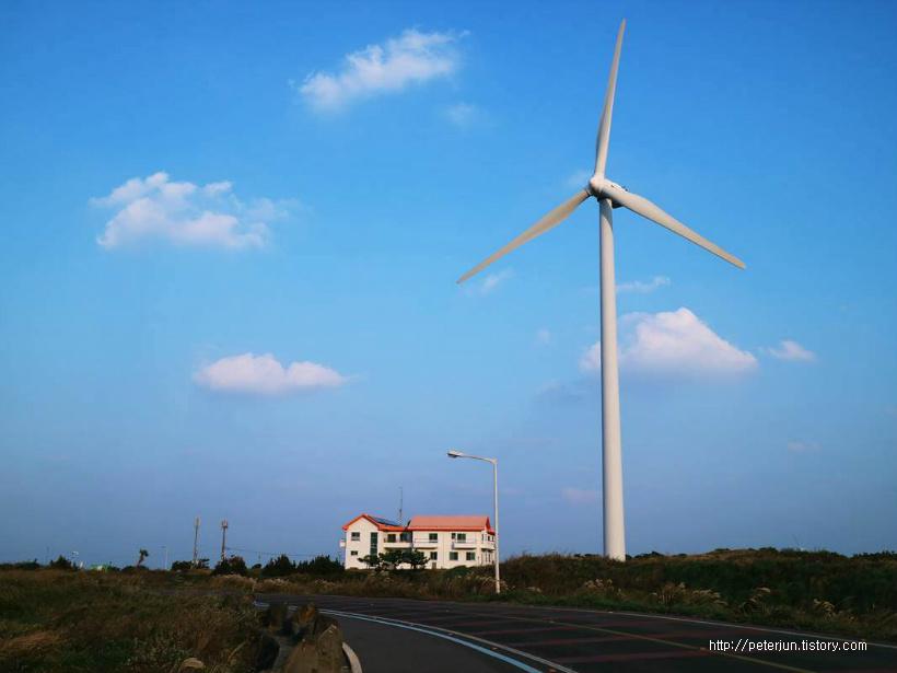 제주 풍력발전소