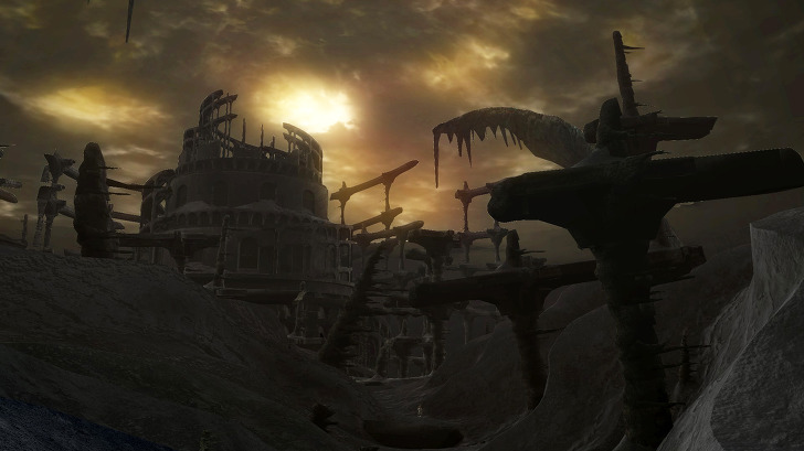 Dark Souls  Original Firelink Shrine Ringed City