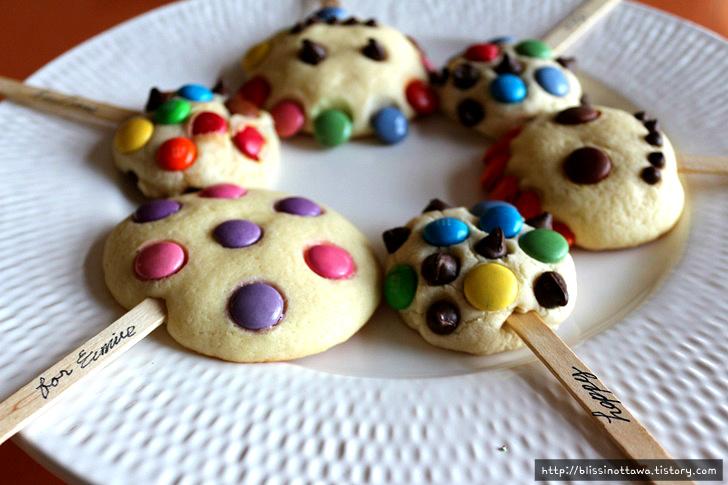 파티 선물용 쿠키 만들기