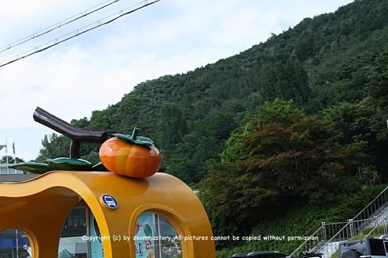감모양, 버스정류소, 청도